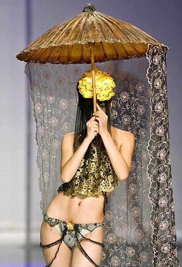 Китайское белье как искусство