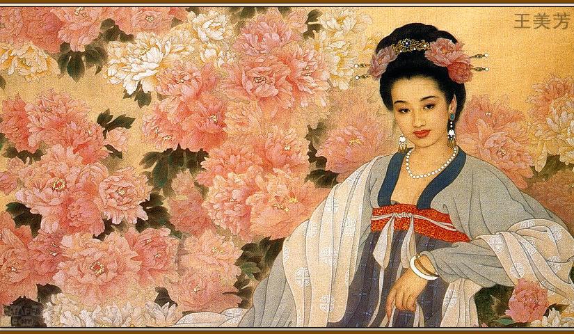Китайские куртизанки: как их искусство пришло в Японию