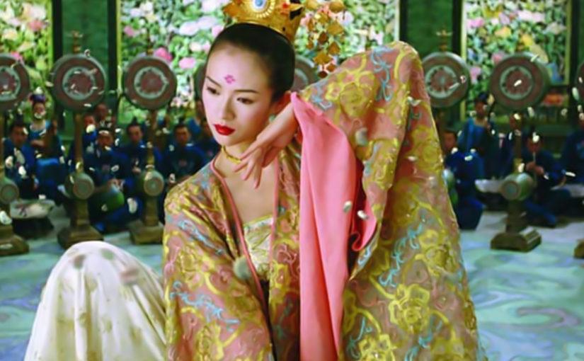 Фильмы о китайских куртизанках